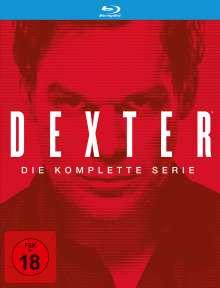 Dexter (Komplette Serie) (Blu-ray), 35 Blu-ray Discs