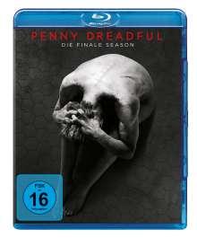 Penny Dreadful Season 3 (finale Staffel) (Blu-ray), 4 Blu-ray Discs