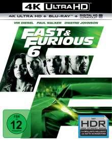 Fast & Furious 6 (Ultra HD Blu-ray & Blu-ray), 1 Ultra HD Blu-ray und 1 Blu-ray Disc