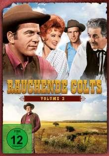 Rauchende Colts Volume 2, 7 DVDs