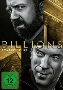 Billions Staffel 1, 6 DVDs