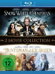 Snow White & the Huntsman / The Huntsman & The Ice Queen (Blu-ray), 2 Blu-ray Discs
