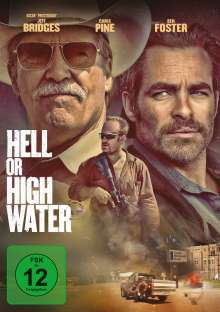 Hell Or High Water, DVD