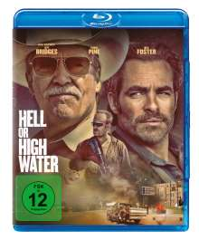 Hell Or High Water (Blu-ray), Blu-ray Disc