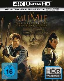 Die Mumie: Das Grabmal des Drachenkaisers (Ultra HD Blu-ray & Blu-ray), 1 Ultra HD Blu-ray und 1 Blu-ray Disc