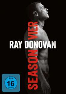 Ray Donovan Staffel 4, 4 DVDs