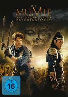 Die Mumie: Das Grabmal des Drachenkaisers, DVD