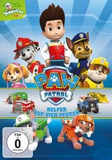 Paw Patrol Vol. 1, DVD