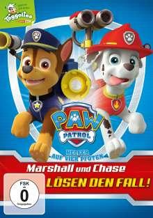 Paw Patrol Vol. 2: Marshall und Chase lösen den Fall, DVD