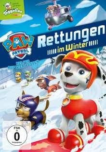 Paw Patrol Vol. 3: Rettungen im Winter, DVD