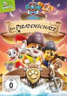 Paw Patrol Vol. 4: Der Piratenschatz, DVD