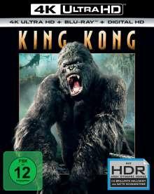 King Kong (2005) (Ultra HD Blu-ray & Blu-ray), 1 Ultra HD Blu-ray und 1 Blu-ray Disc