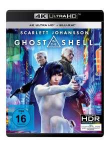 Ghost in the Shell (2017) (Ultra HD Blu-ray & Blu-ray), 1 Ultra HD Blu-ray und 1 Blu-ray Disc