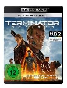 Terminator: Genisys (Ultra HD Blu-ray & Blu-ray), 1 Ultra HD Blu-ray und 1 Blu-ray Disc