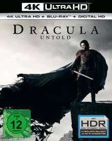 Dracula Untold (Ultra HD Blu-ray & Blu-ray), 1 Ultra HD Blu-ray und 1 Blu-ray Disc