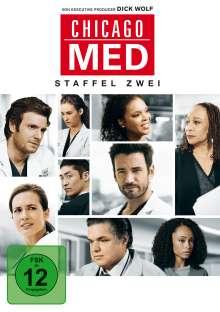 Chicago Med Staffel 2, DVD