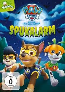 Paw Patrol: Spukalarm, DVD