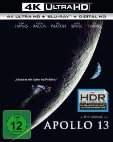 Apollo 13 (Ultra HD Blu-ray & Blu-ray), 1 Ultra HD Blu-ray und 1 Blu-ray Disc