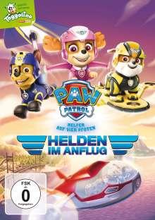 Paw Patrol: Helden im Anflug, DVD