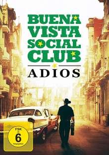 Buena Vista Social Club: Adios (OmU), DVD