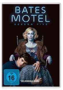 Bates Motel Season 5 (finale Staffel), 3 DVDs