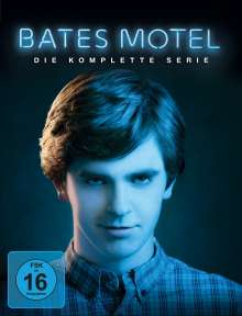 Bates Motel (Komplette Serie) (Blu-ray), 10 Blu-ray Discs