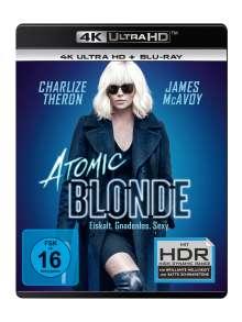 Atomic Blonde (Ultra HD Blu-ray & Blu-ray), 1 Ultra HD Blu-ray und 1 Blu-ray Disc