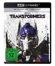 Transformers (2007) (Ultra HD Blu-ray & Blu-ray), 1 Ultra HD Blu-ray und 1 Blu-ray Disc