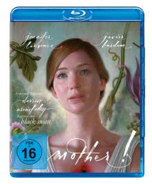 mother! (Blu-ray), Blu-ray Disc