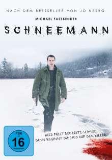 Schneemann, DVD