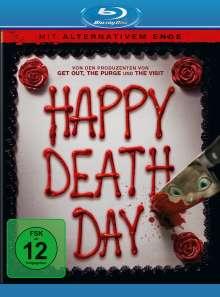 Happy Death Day (Blu-ray), Blu-ray Disc