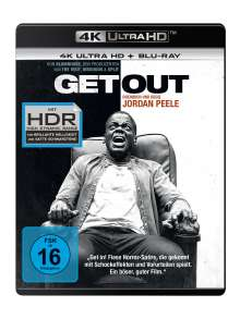 Get Out (Ultra HD Blu-ray & Blu-ray), 2 Ultra HD Blu-rays