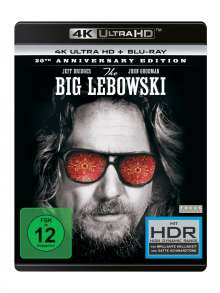 The Big Lebowski (Ultra HD Blu-ray & Blu-ray), 1 Ultra HD Blu-ray und 1 Blu-ray Disc