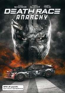 Death Race: Anarchy, DVD