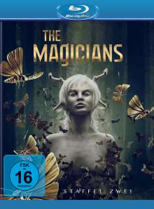The Magicians Staffel 2 (Blu-ray), 3 Blu-ray Discs