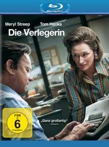 Die Verlegerin (Blu-ray), Blu-ray Disc
