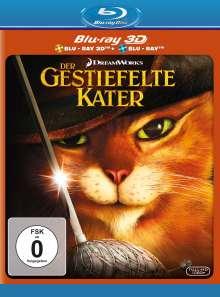 Der gestiefelte Kater (2011) (3D & 2D Blu-ray), 2 Blu-ray Discs