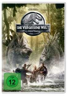 Jurassic Park 2: Vergessene Welt, DVD