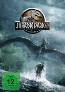 Jurassic Park 3, DVD