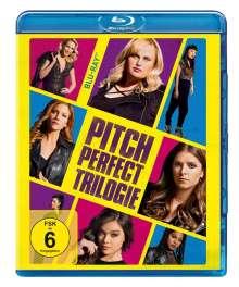Pitch Perfect Trilogy (Blu-ray), 3 Blu-ray Discs