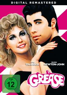 Grease (Digital Remastered), DVD
