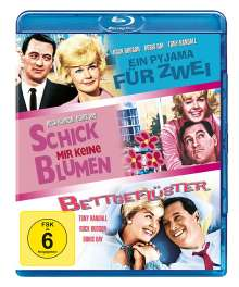 Doris Day Collection (Blu-ray), 3 Blu-ray Discs