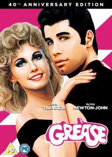 Grease (UK Import), DVD