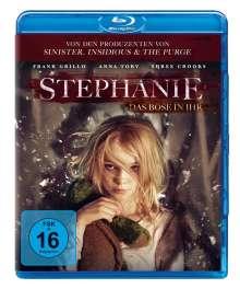 Stephanie (Blu-ray), Blu-ray Disc