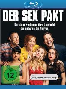 Der Sex Pakt (Blu-ray), Blu-ray Disc