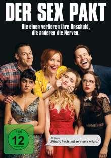 Der Sex Pakt, DVD