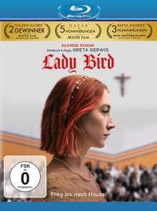 Lady Bird (Blu-ray), Blu-ray Disc