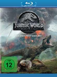 Jurassic World: Das gefallene Königreich (Blu-ray), Blu-ray Disc