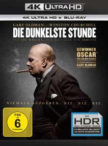 Die dunkelste Stunde (Ultra HD Blu-ray & Blu-ray), 2 Ultra HD Blu-rays