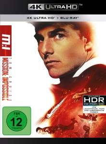 Mission: Impossible 1 (Ultra HD Blu-ray & Blu-ray), 1 Ultra HD Blu-ray und 1 Blu-ray Disc